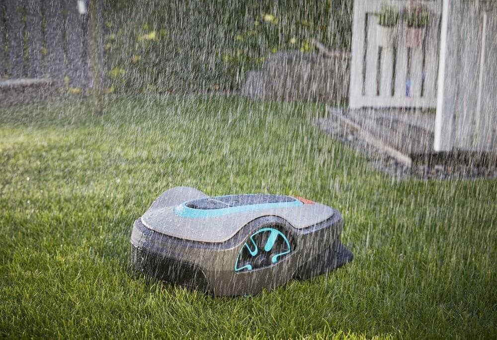 Gardena Sileno Life pracuje i za deště